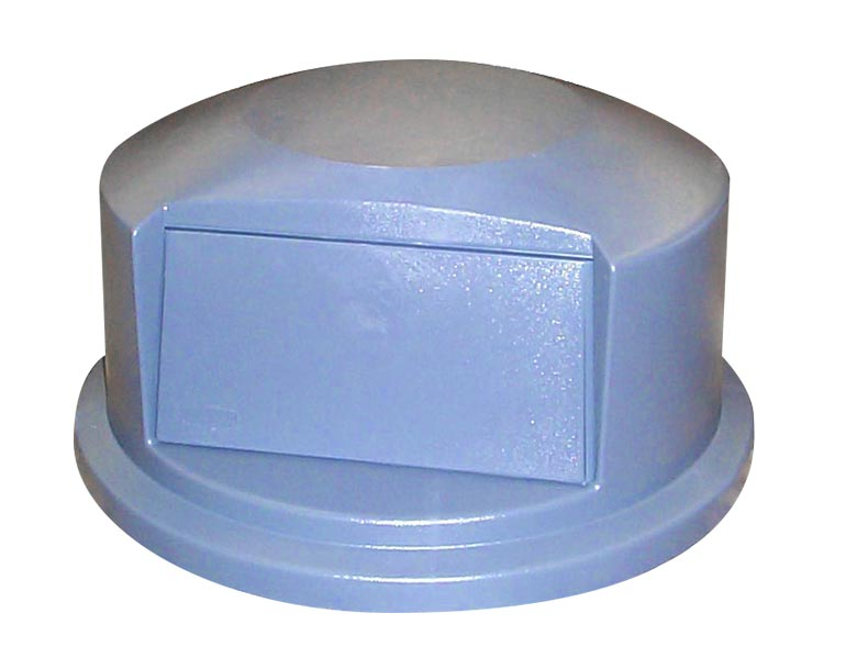 Concrete Trash Can Lids: TR-1R