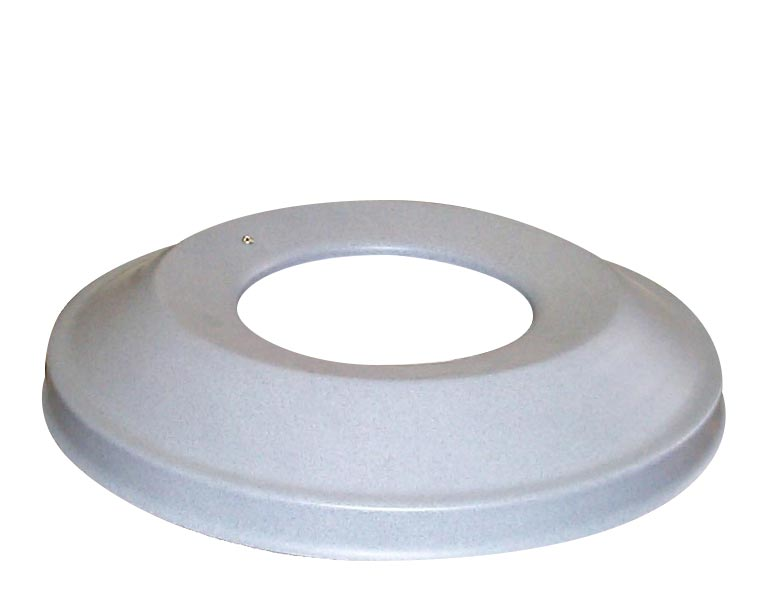 Concrete Trash Can Lid Replacement Part: TR-5M